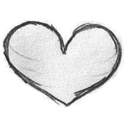 Favorites, Handdrawn, Heart, Love Icon