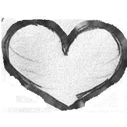 Favorites, Handdrawn, Heart, Love Icon