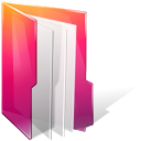 Aurora, Documents, Folder Icon