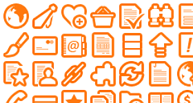 PC 100 Icon Pack Icons