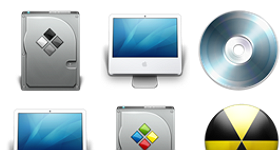 Antares Icons