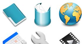 Aquanox Icons
