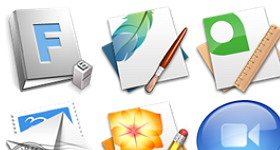 Application Pack Volume 01 Icons