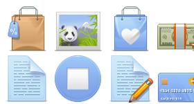 Basic Set 2 Icons
