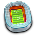 Field, Football, Soccer, Sport, Stadium Icon