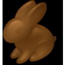 Chokolate, Easter, Rabbit Icon