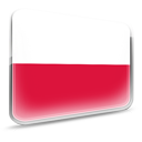 Flag, Poland, Polska Icon