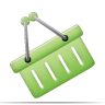 Basket, Ecommerce, Shopping, Webshop Icon