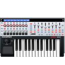 Controler, Keyboard, Midi, Music, Novation, Sl Icon