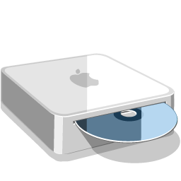 Cd, Computer, Hardware, Mac, Mini Icon