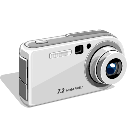 Camera, Digital, Photography Icon