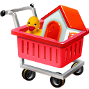 Cart, Ecommerce, Shopping, Webshop Icon