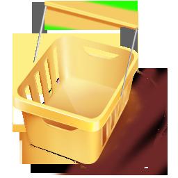 Basket, Cart, Ecommerce, Shopping, Webshop Icon