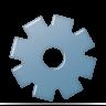 Gear, Preferences Icon