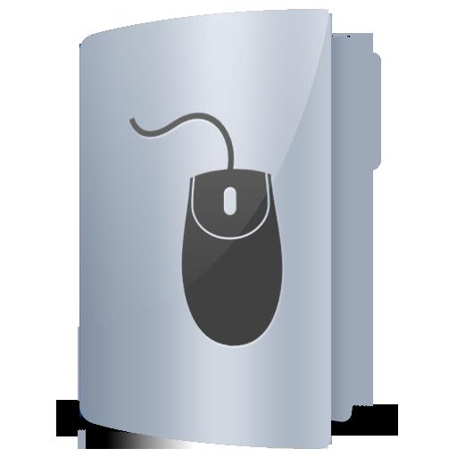Folder, Links, Mouse Icon