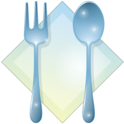 Dinner, Food, Knife, Restaurant Icon