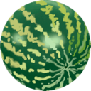 Food, Fruit, Melon, Water Icon