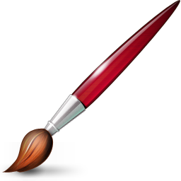 Brush, Design, Paint Icon