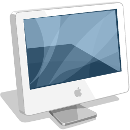 Apple, Computer, Imac, Monitor, Screen Icon