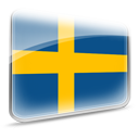 Flag, Sweden, Swedish Icon