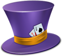 Cap, Hat, Poker Icon