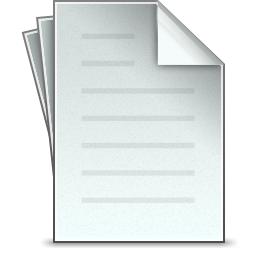 Document, File, Papers Icon