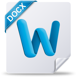 Docx, File, Mac, Microsoft, Word Icon