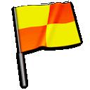 Flag, Soccer Icon