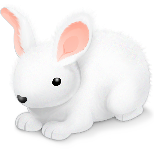 Bunny, Easter, Eggs, Rabbit Icon