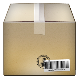 Box, Product, Shipment Icon
