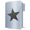 Favourites, Folder, Star Icon