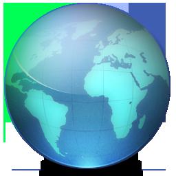 Earth, Global, Internet, World Icon
