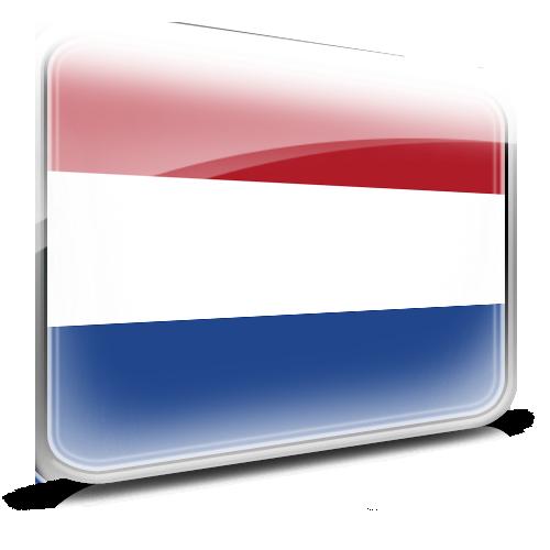 Eu, Flag, Holland, Netherlands Icon