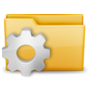 Folder, Option Icon