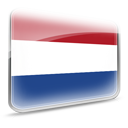 Eu, Flag, Holland, Netherlands Icon