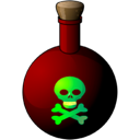 Death, Poison, Skull Icon
