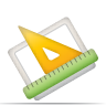 Measure, Ruler Icon
