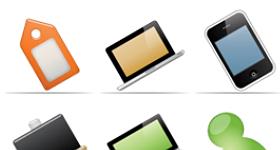 Diagram Version 2 Icons