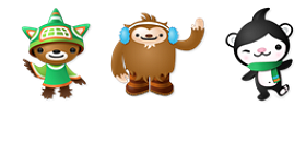Olympic Icon Set Icons