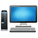 Computer, Desktop, Pc Icon