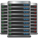 Center, Cloud, Computing, Data, Datacenter, Hosting, Server, Servers Icon