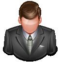 Business, Client, Clients, Man, User Icon