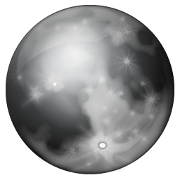Moon, Phase Icon