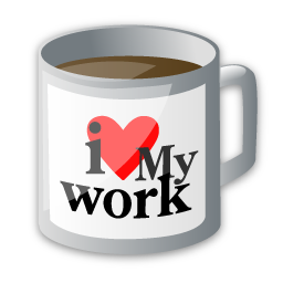 Coffee Cup Drink Food Love My Office Work Icon Download Free Icons