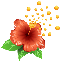 Allergen, Allergy, Flower, Pollen, Weather Icon