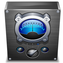 Control, Panel, Settings Icon