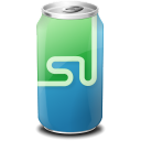 Drink, Stumbleupon, Texto, Web Icon