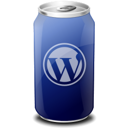 Drink, Texto, Web, Wordpress Icon