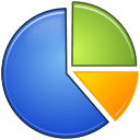 Analytics, Chart, Graph, Pie, Statistics, Stats Icon
