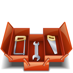 Box, Tool, Toolbox, Tools Icon